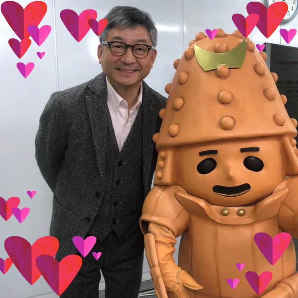 謝罪マスター 竹中 功 氏(たけなか いさお)